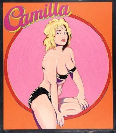 シルクスクリーン Ramos - Camilla