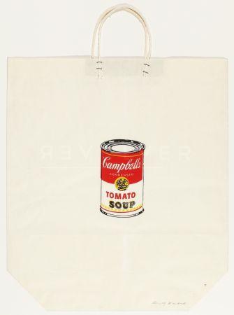 シルクスクリーン Warhol - Campbells Soup Shopping Bag (Fs Ii.4)