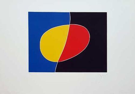 彫版 Miró - Cantic del Sol