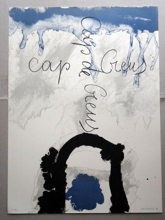 リトグラフ Guinovart - Cap de Creus