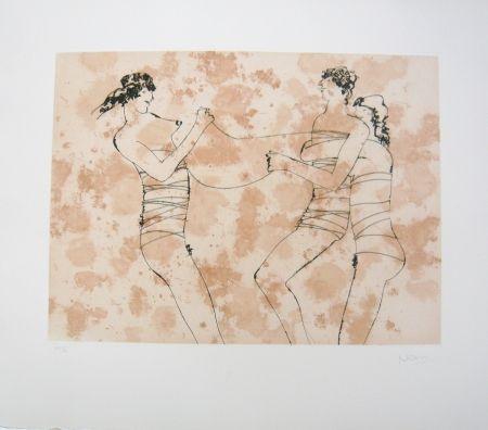 彫版 Nissen - Capers 4
