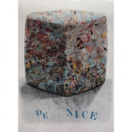 リトグラフ Cesar - Carnaval de Nice