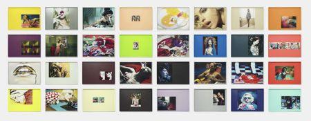 多数の Aldridge - Carousel (portfolio of 32 works)