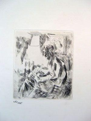 エッチング Bores - Carpeta