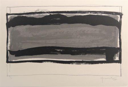 リトグラフ Hernandez Pijuan - Carpeta 12 aniversari Galeria Joan Prats