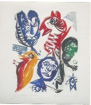 アクチアント Pedersen - Carrousel d'oiseaux