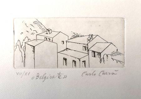 エッチング Carra - Case a Belgirate