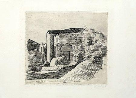 彫版 Morandi - Casetta