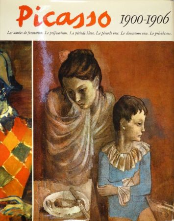 挿絵入り本 Picasso - Catalogue raisonné de l'oeuvre peint. 1900, 1901, 1906: Pierre Daix - 1902 à 1905: Georges Boudaille.