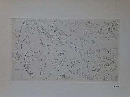 エッチング Matisse - Catalogue raisonné des ouvrages illustrés