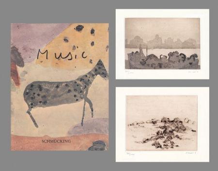 彫版 Music - Catalogue Schmücking