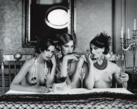 写真 Lagrange - Caviar Girls B&W