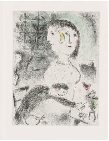 技術的なありません Chagall - Ce lui qui dit les choses sans rien dire (Plate 23)