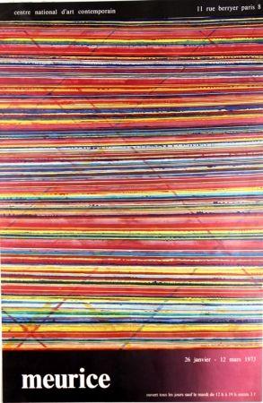 オフセット Meurice - Centre National D'Art Contemporain