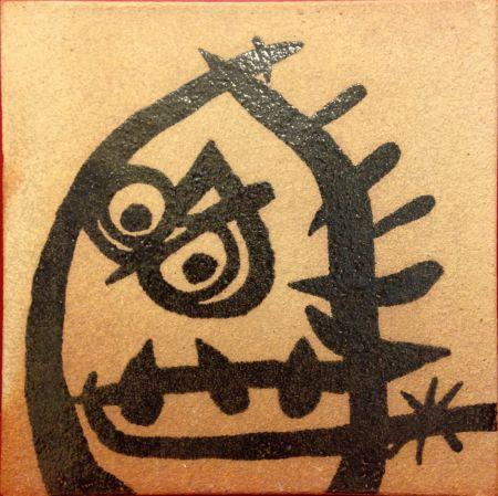 セラミック Miró (After) - Ceramic