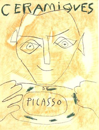 リトグラフ Picasso - Ceramiques