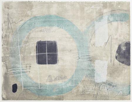 リトグラフ Coll - Cercle Blue
