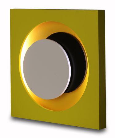 多数の Claisse - Cercles jaune