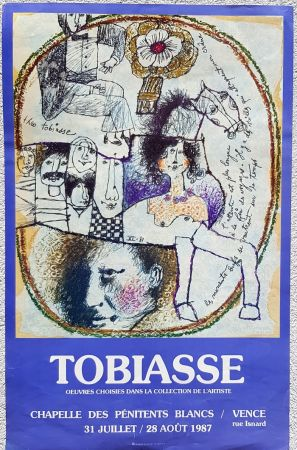 オフセット Tobiasse - Chapelle des Penitents Blancs Vence