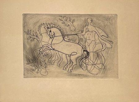 彫版 Braque - Char