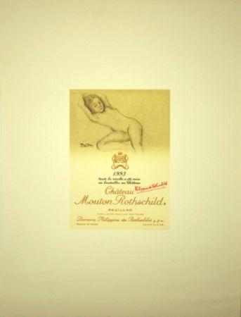 オフセット Balthus - Chateau Mouton de Rothschild
