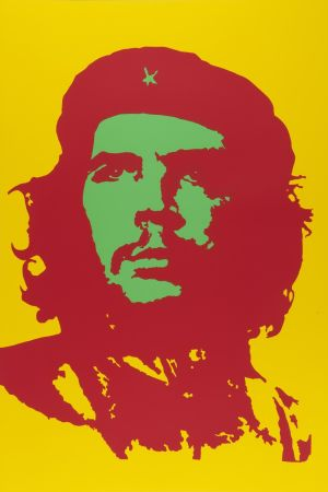 シルクスクリーン Warhol (After) - Che Guevara I.