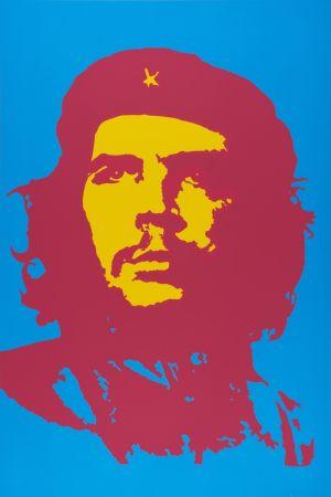 シルクスクリーン Warhol (After) - Che Guevara III.