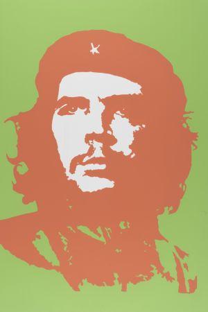 シルクスクリーン Warhol (After) - Che Guevara IV.