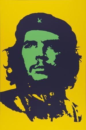 シルクスクリーン Warhol (After) - Che Guevara IX.
