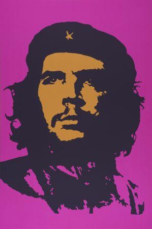 シルクスクリーン Warhol (After) - Che Guevara V.