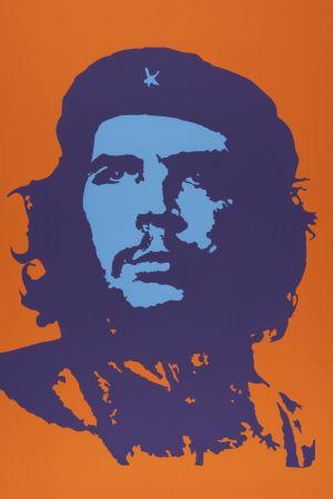 シルクスクリーン Warhol (After) - Che Guevara VI.