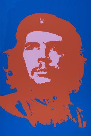 シルクスクリーン Warhol (After) - Che Guevara VII.