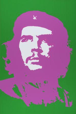 シルクスクリーン Warhol (After) - Che Guevara VIII.