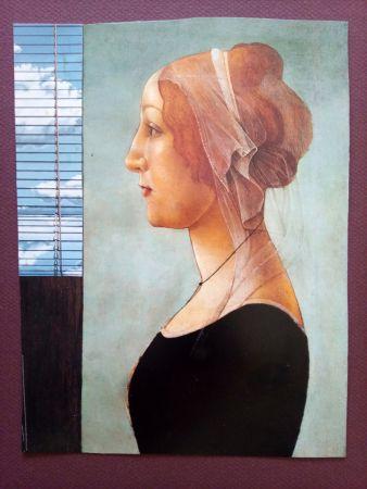 技術的なありません Metras - Chica Joven mirando por la ventana