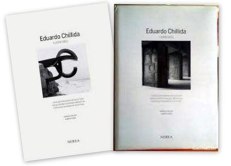 挿絵入り本 Chillida - Chillida Catalogue Raisonné of Sculpture Vol. I - Vol. II