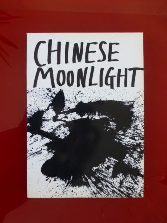 挿絵入り本 Ting - Chineese moonlight