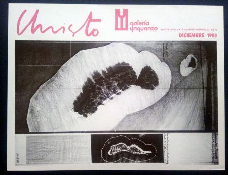 掲示 Christo - Christo - Galeria Ynguanzo 1983