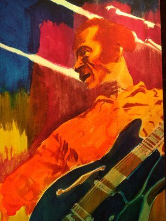 写真 Stefanakis - Chuck Berry