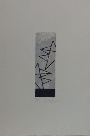 リトグラフ Braque -