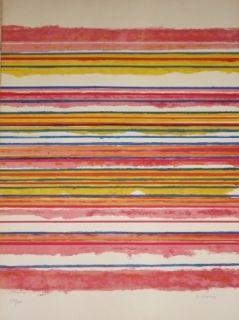 リトグラフ Meurice - CNAC 1973