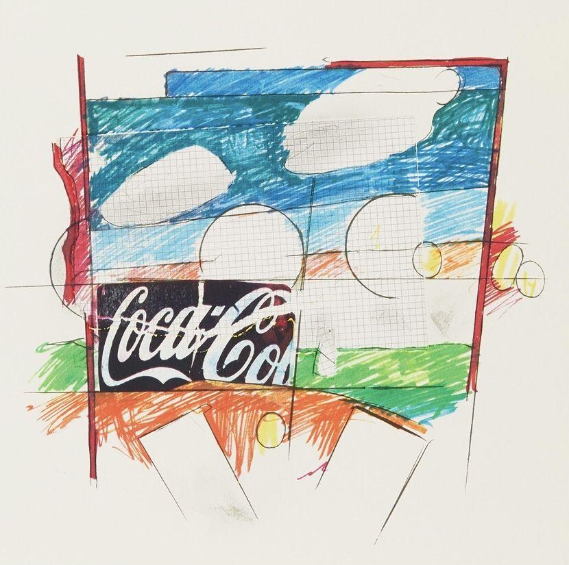 多数の Schifano - Coca-Cola