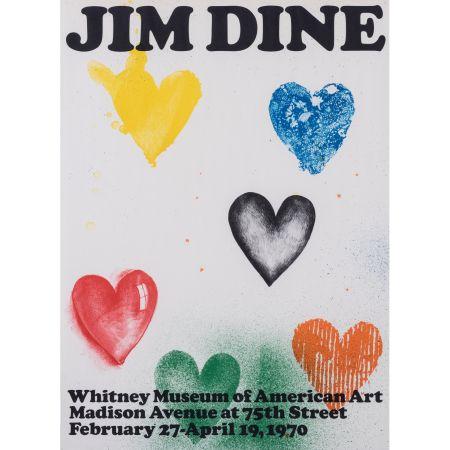 掲示 Dine - Coeurs pour le Whitney