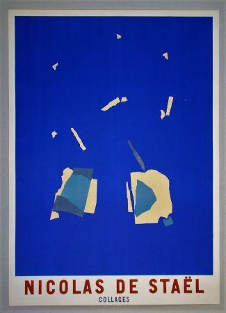 掲示 De Stael - Collages