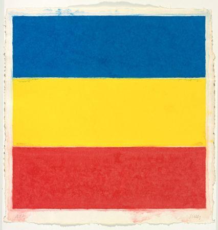多数の Kelly - Colored Paper Image XVI