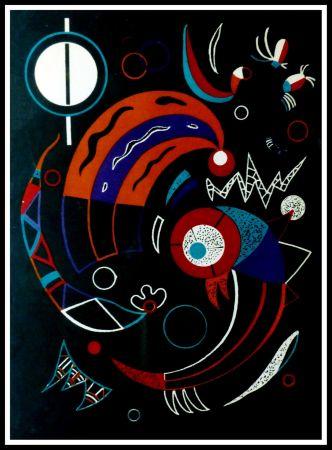 リトグラフ Kandinsky - COMETES