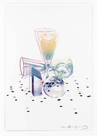 シルクスクリーン Warhol - Committee 2000