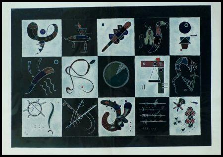 リトグラフ Kandinsky (After) - COMPOSITION