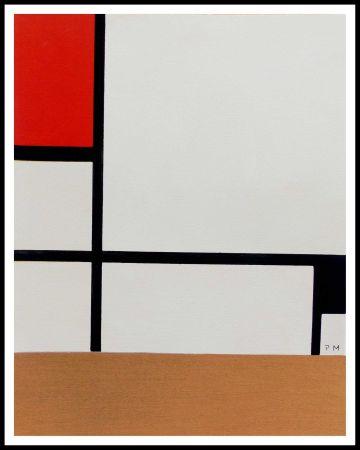 ステンシル Mondrian - COMPOSITION