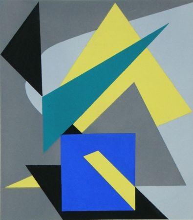 ステンシル Bloc - Composition