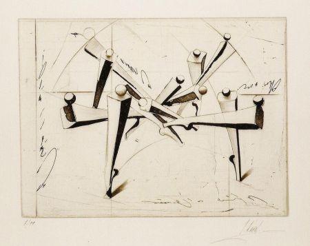 彫版 Kahn - Composition
